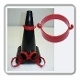 Plastic Cone Ring for plastic chain