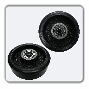 "SET OF 2 4"" Caster Wheels"