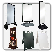 Sign Stand / Metal Sign Frame
